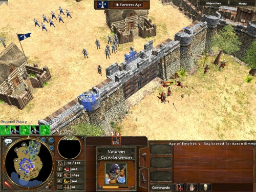 تحميل لعبة استراتجية Age of Empires III كاملة رابط 1 مباشر  Age-empires-iii-3