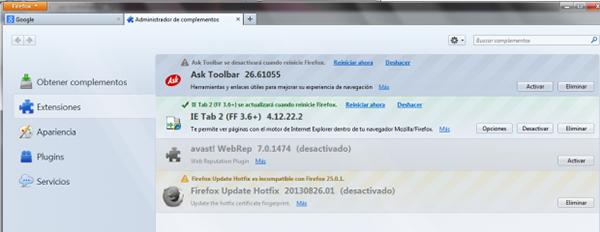 4 طرق لإزالة شريط الأدوات (Toolbar) من متصفحك وحاسوبك بشكل نهائي  3