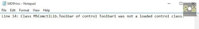 TUTORIAL DE INSTALAÇÃO [VISUAL BASIC 6] 13logcontrol