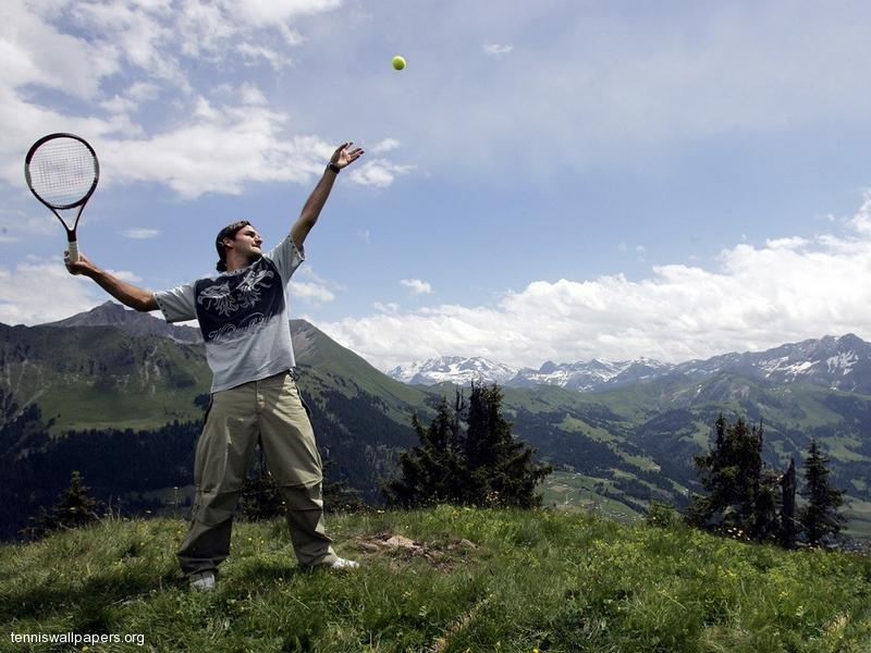 The official Tennis thread Roger-Federer-Swiss-Alps-1