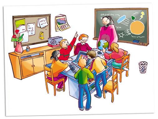 MI CORAZÓN DE MAESTRO Maestras-y-escuela