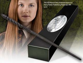 Tienda de Varitas Ollivander's Ginny%20Weasley