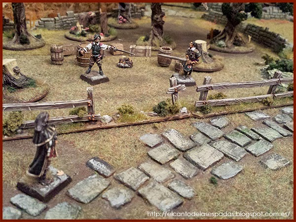 New and Old scenery. - Page 9 Valla-Madera-Peana-Wooden-Fence-Base-Warhammer-Scenery-Escenografia-Wargame-15
