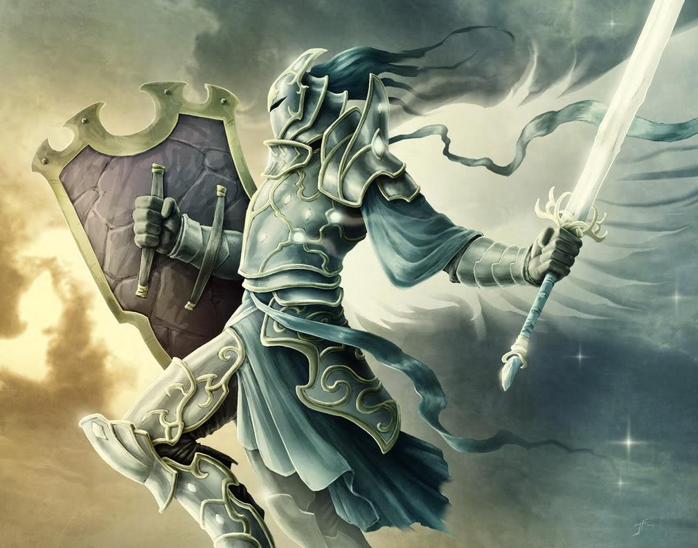 I TRE CEDRI (una storia da raccontare). - Pagina 2 Fantasy-Warrior-6789