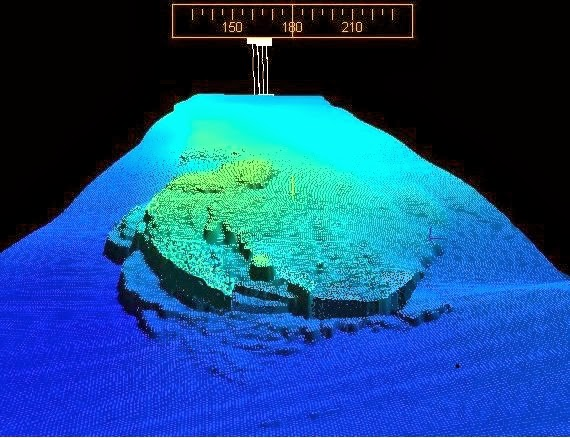 The Baltic Sea Anomaly - Connecting the dots of Courtney Brown's March Announcement  Baltic-anomaly-3d-multibeam-sonar