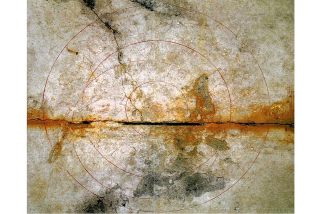 Kitora Tomb Star Chart is Declared the Oldest in the World  Kitora-Tomb-Star-Chart