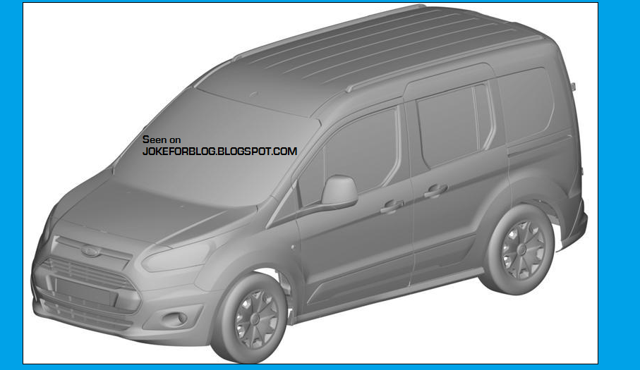 2013 - [Ford] Transit (Connect & MaxiVan) 23