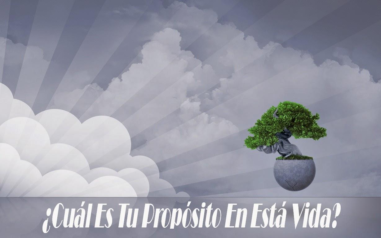 ¿Como descubrir tu propósito en la vida?, ¿que razones hay para continuar viviéndola sino la vives a tu gusto? Vida