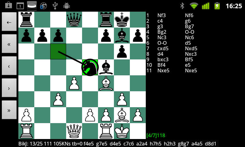 Chess for Android 2.9.4 is available! Inf2