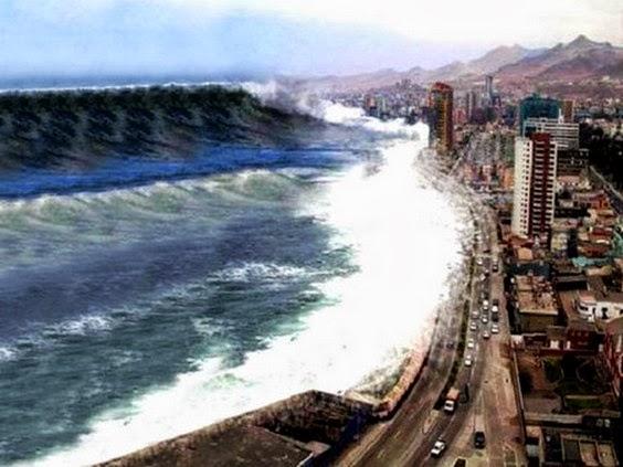 Earthquake Tsunami  New Zealand 2016  Q