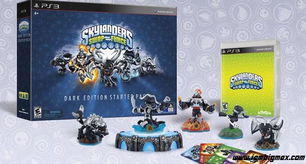 collection de jeux videos: 431 jeux/28 consoles/2 Pcb - Page 7 7799-skylanders-swap-force-dark-edition