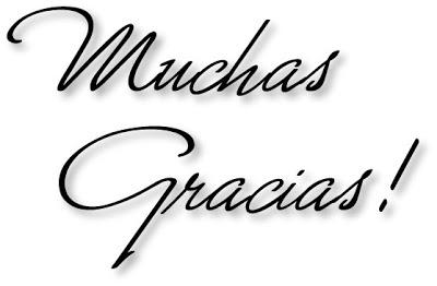 Feliz Año Nuevo 2014!!! Gracias