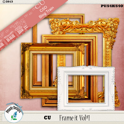 CU Frame It Vol 1-Blogtrain Pmarie_CSD_blogtrain2013