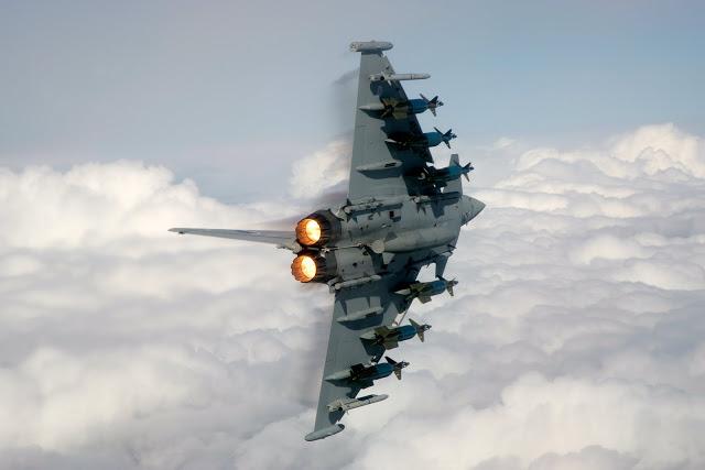 Eurofighter Typhoon  ( caza polivalente, bimotorde gran maniobrabilidad  Consorcio ) Eurofighter%2B-%2BWeapons