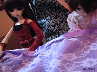 The Arrival of Lady Himeko (Only-Doll Fenying) A3