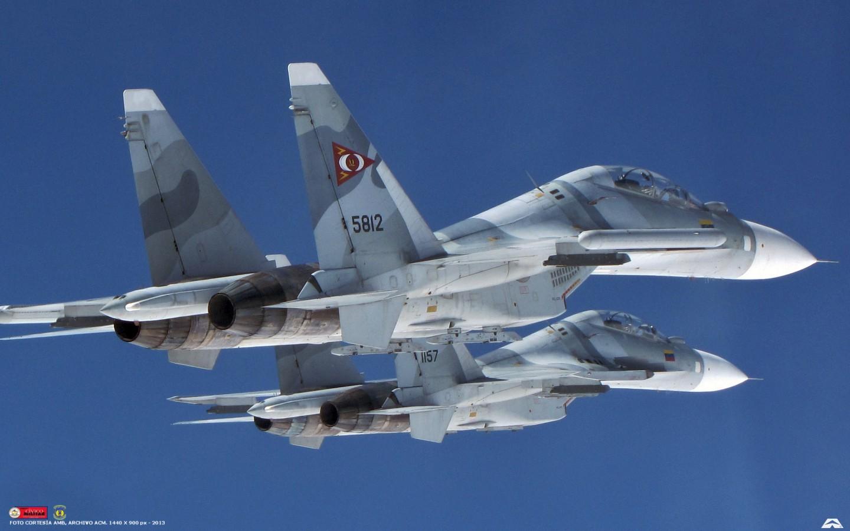 Sujoi Su-30 MK2 - Página 13 SU-30%2BVenezuela%2Bviolacion%2Bespacio%2Ba%25C3%25A9reo
