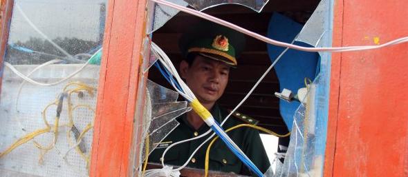 không - Cuộc xâm lược không tiếng súng của Trung Quốc Tc1