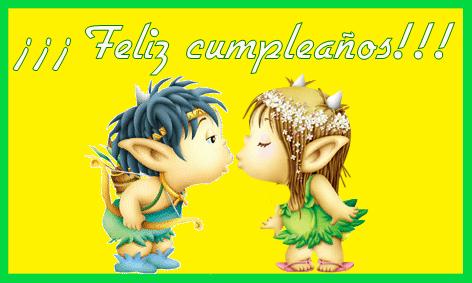 Felicidades, Duende Felicitacion33
