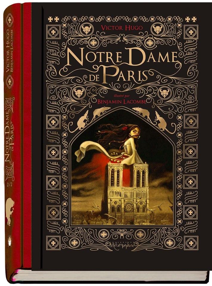 LACOMBE Benjamin - Notre-Dame de Paris - Partie 2 Nd4
