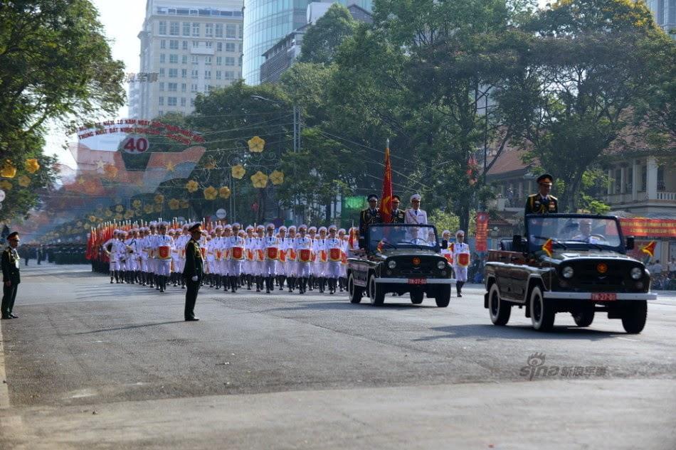 Vietnam - Página 6 Thousands%2Battend%2Brehearsal%2Bfor%2BLiberation%2BDay%2Bparade%2B1