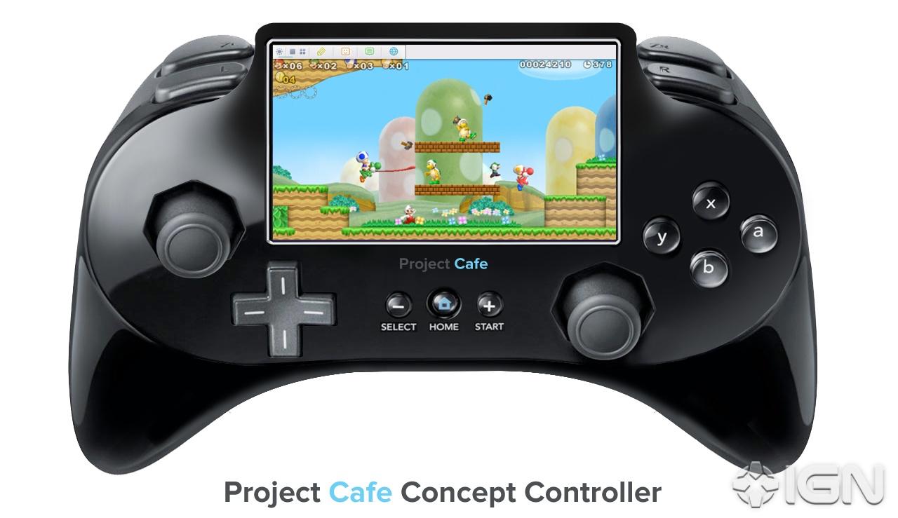 """Nintendo - Novo console da Nintendo pode se chamar """"Stream"""" How-could-the-wii-2-controller-work-20110415053115064"""