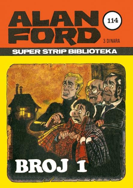 Alan Ford - Online Stripovi Broj_1