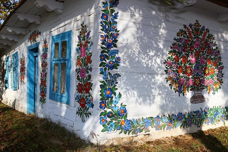 Zalipie, El pueblo pintado 02_zalipie-3%2525255B6%2525255D