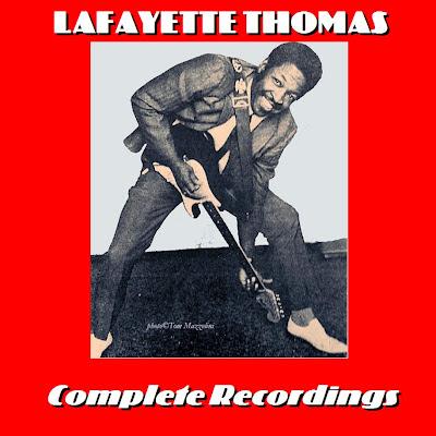 Ce que vous écoutez  là tout de suite - Page 7 ThomasLafayetteCover