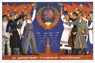 """""""Stalin y la cuestión nacional"""" - fragmentos del ensayo de Erik Van Ree - año 1994 - publicado en el blog Crítica Marxista-Leninista el 30 de diciembre de 2012 - Interesante URSS"""