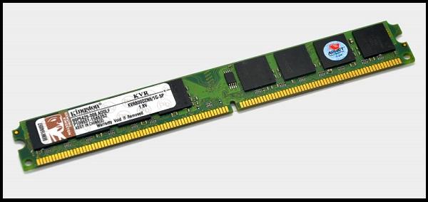 [صيانة الكمبيوتر] تحديد اي قطع الجهاز هي سبب المشكلة RAM