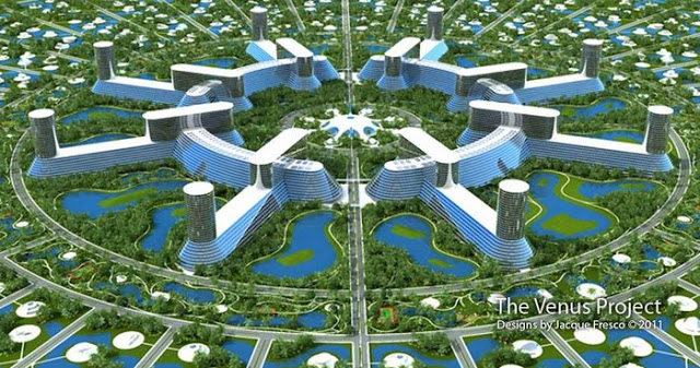 The Greatest Visionary You Never Heard of: Jacque Fresco  Fresco-design-2