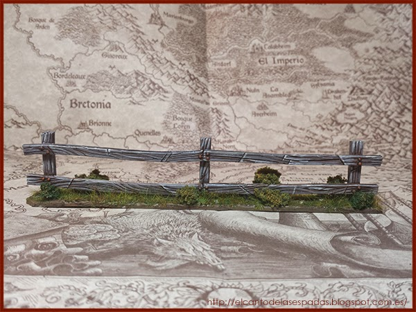 New and Old scenery. - Page 11 Valla-Madera-Peana-Wooden-Fence-Base-Warhammer-Scenery-Escenografia-Wargame-08