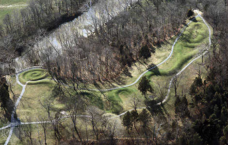 New theory links serpent mound cults, impact craters and high science SerpentMound2