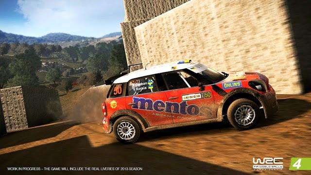 أحصل على اللعبة المذهلة | WRC 4 FIA World Rally | مجانا Game-1382701314