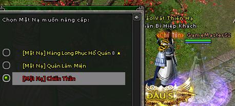 Làng game Việt dậy sóng với phiên bản Kiếm Thế 17 phái đầu tiên tại Việt Nam Mn2