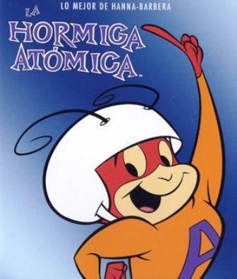 Los dibujos animados que te gustaban de niñ@. La_hormiga_atomica