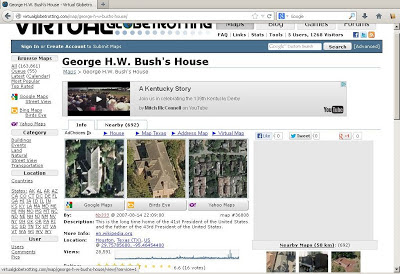 Sunday, May 5, 2013 They Live Bush1
