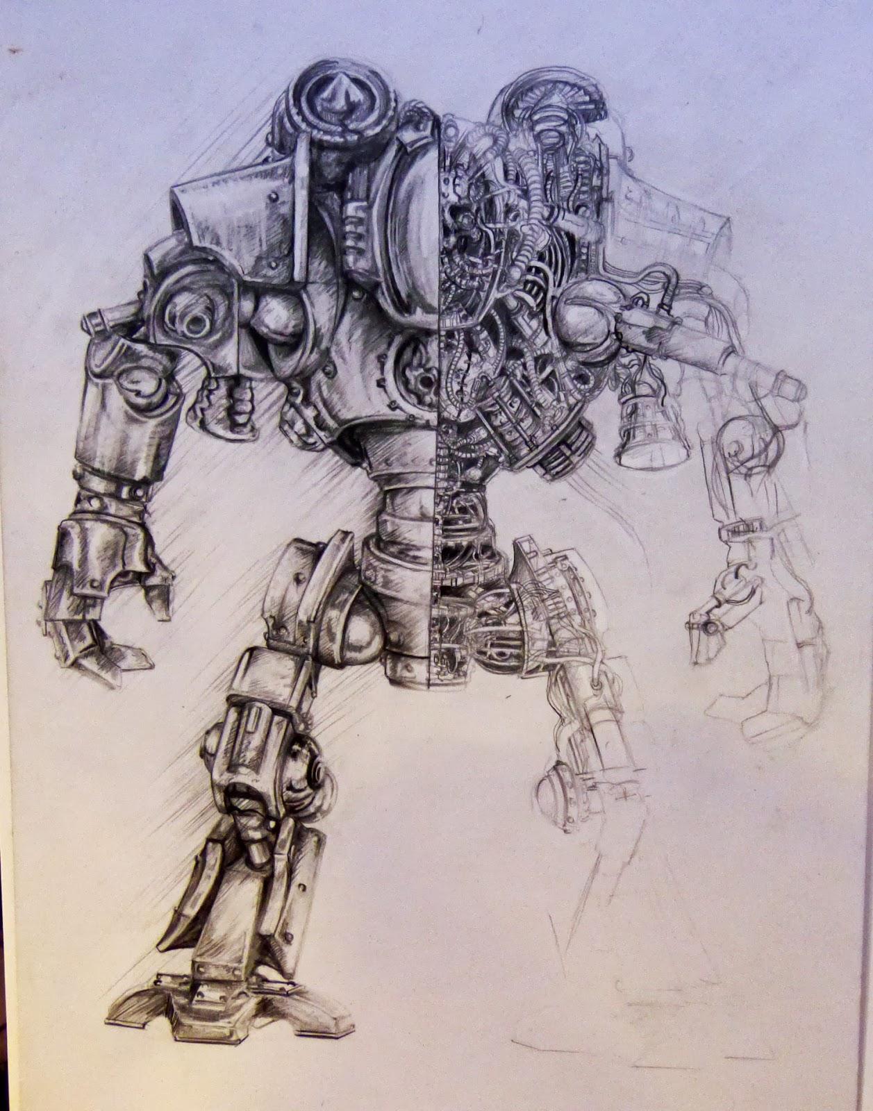 [W40K] Collection d'images : Adeptus Mechanicus P1050187