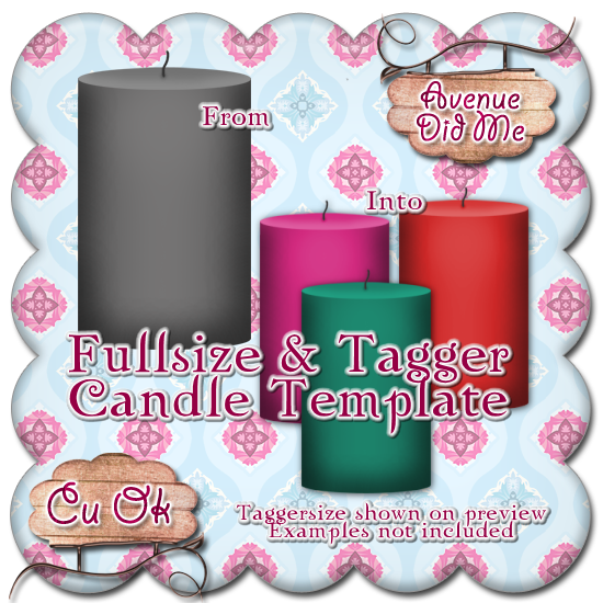 CU oke Candle Template ADMCandlePreview