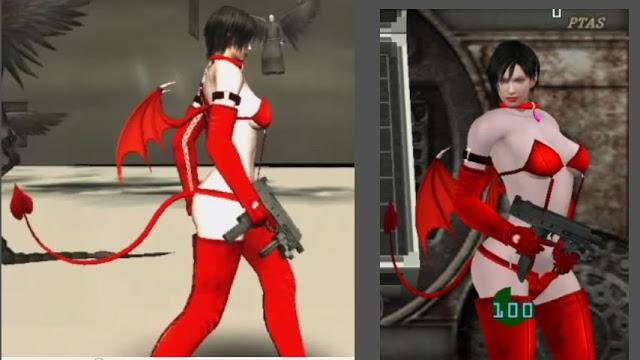 Ada Wong Red Suit Hallowen [cosplay] Ada_wong_34