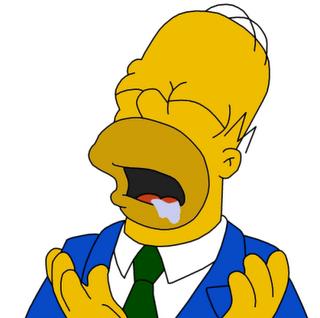 BlizzCon 2014 Homer-simpson-homero-babeando-babas-frases