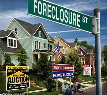 Where Does Money Come From? - The Fraud of Bank Credit | Do you own a home? A car? Do you have a credit card or a student loan?  Foreclosure_dess