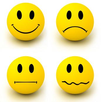 التوازُن في الحُزن والفرح Emotions1