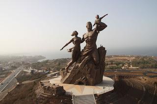 Las estatuas más impresionantes del Mundo  Renacimiento%2BAfricano%2B1