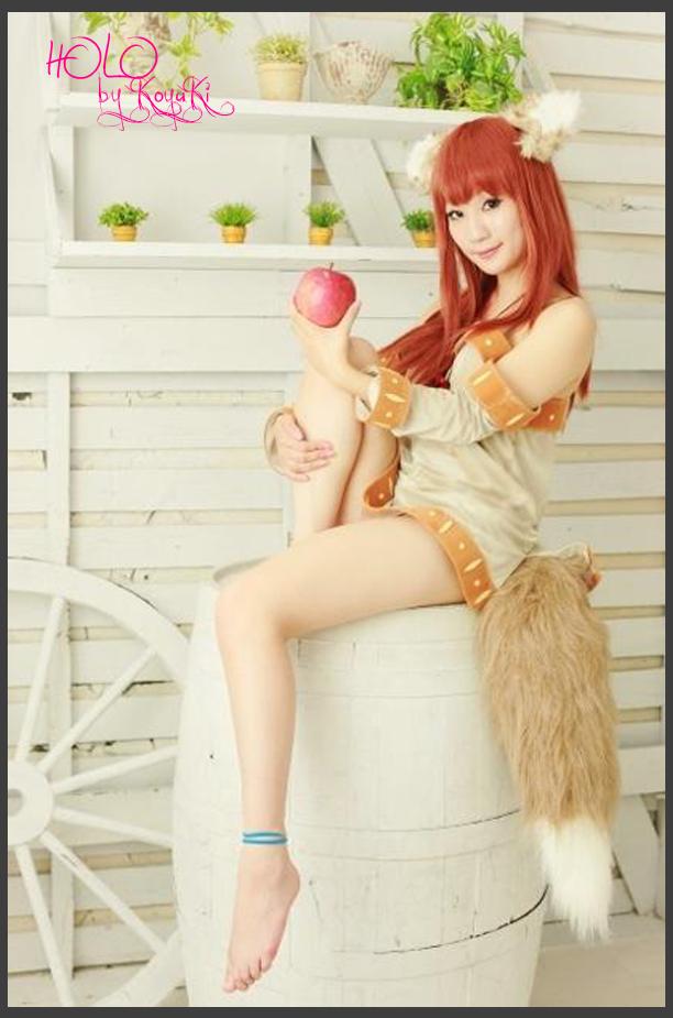 Spice And Wolf cosplay Spice-and-Wolf-Cosplay-Holo-Koyuki-Cosplay-7-MyAnimeGirls