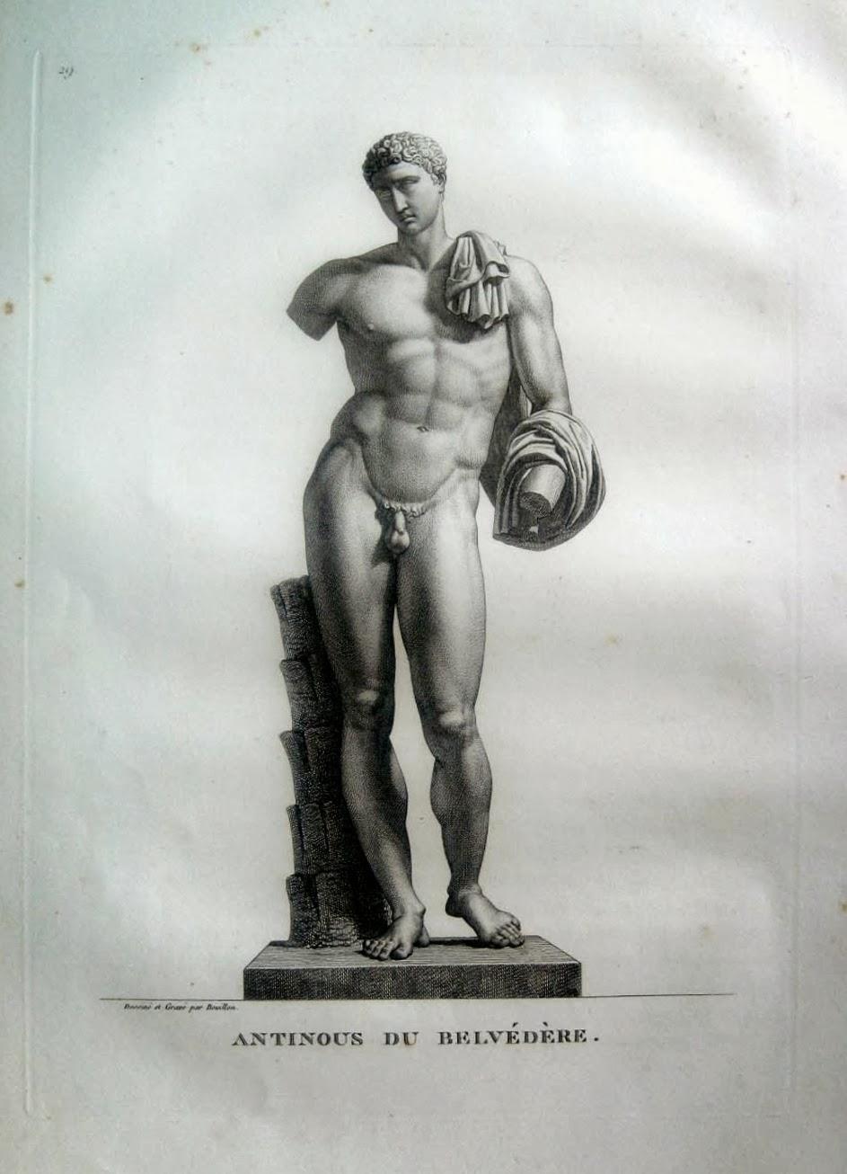 La petite écurie - Page 3 P_Bouillon_P_Musee_des_Antiques_Antinous_du_Belvedere