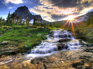 Evolution is a Lie - Intelligent Design is the Truth! Scenic-beauty-of-nature