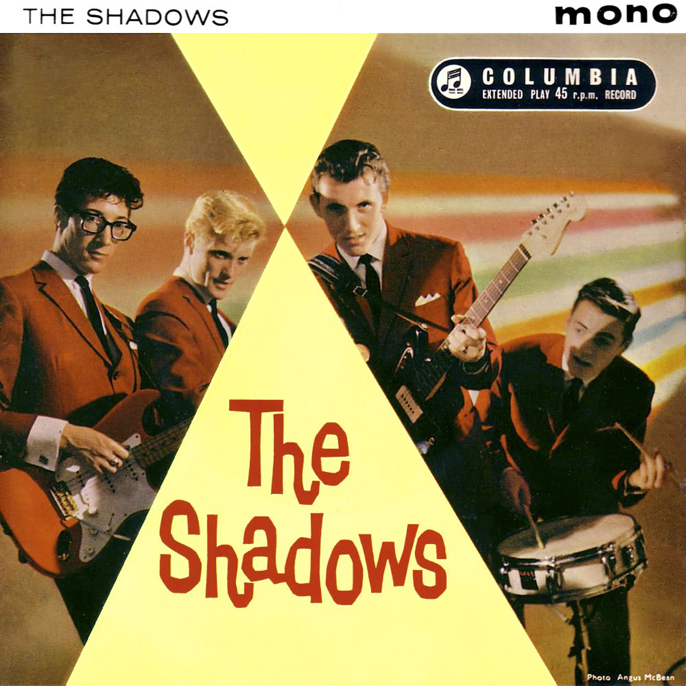 The Shadows 1961-EP-The-Shadows_Web