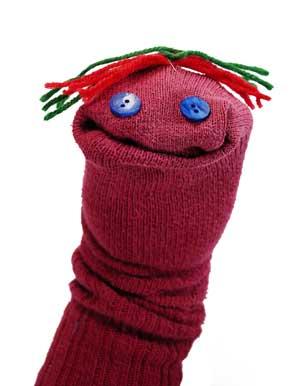Museo de Paint - Página 3 Sock-puppet