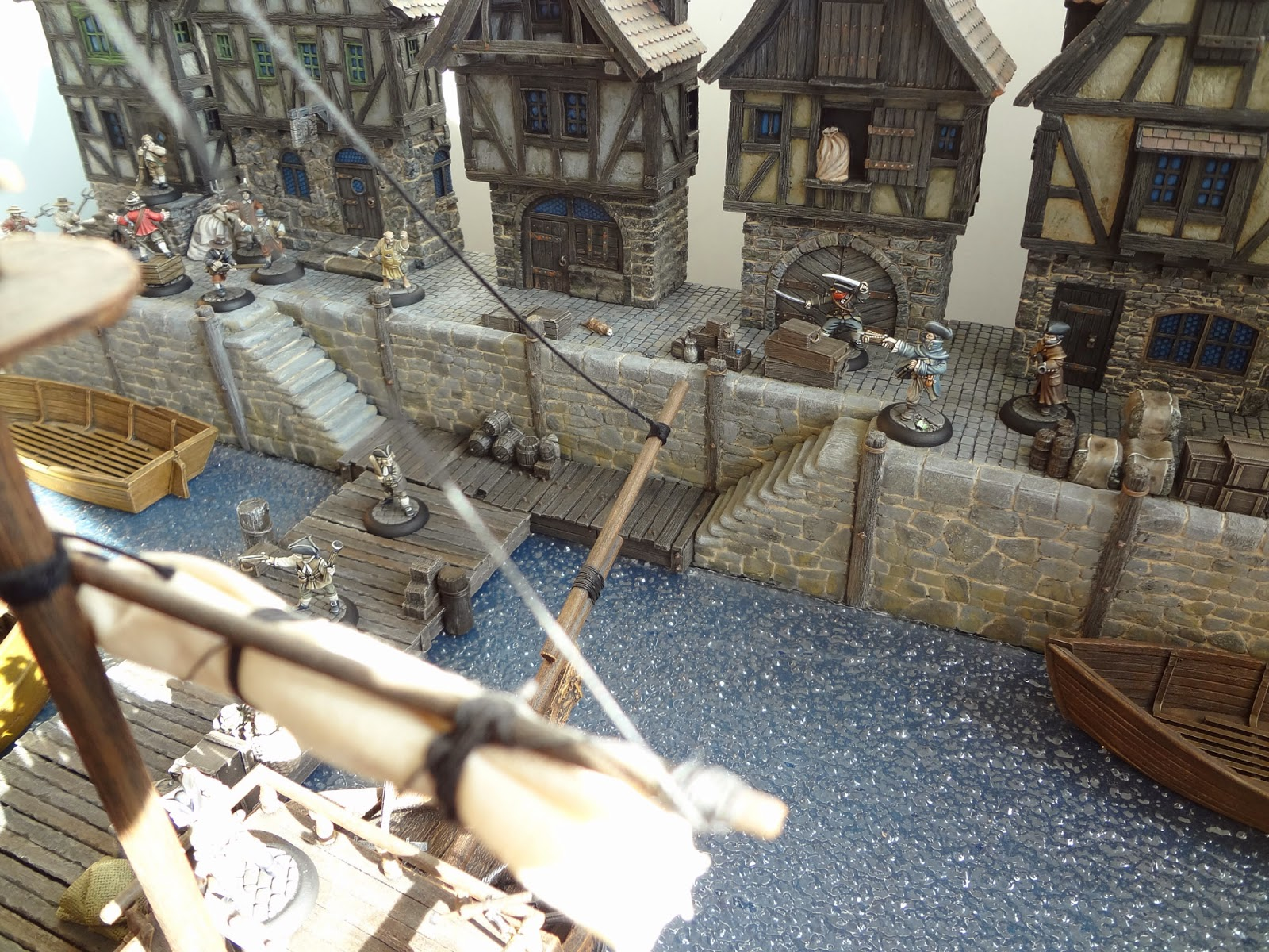 The Free City of Gierburg - Board & Scenery - Page 7 Port_dio0